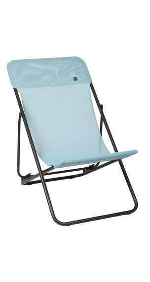 Lafuma Mobilier Maxi Transat - Siège camping - Trendy Batyline turquoise